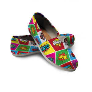 Cartoon Women Casual Shoes 723674653 5191