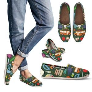 Teacher Women Casual Shoes 724201065 4973