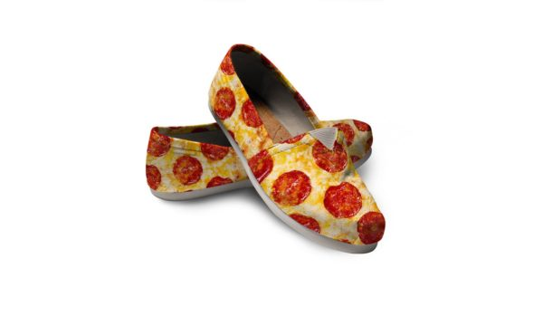 Pizza Women Casual Shoes Pizza Shoes Pepperoni Shoes 710343222 4909