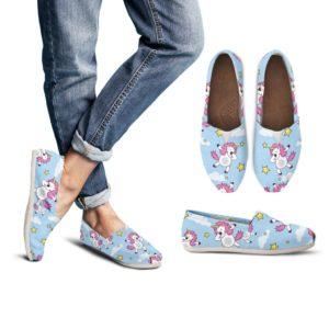 Dabbing Unicorn Shoes Women Unicorn Casual Shoes 711207396 4667