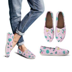 Mermaid Cat Unicorn Casual Shoes 711214186 4648