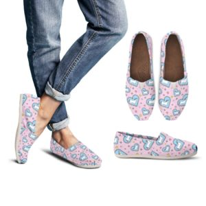Unicorn Heart Shoes Women Unicorn Casual Shoes 711218316 4588
