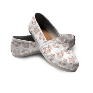 Beer Shoes Festival Shoes Cheers Women Casual Shoes 2 772396377 4148
