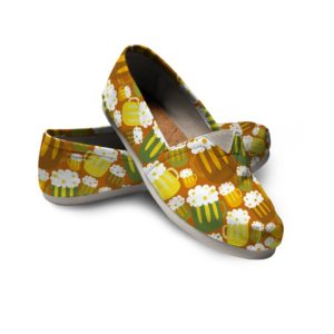 Beer Shoes Festival Shoes Cheers Women Casual Shoes 5 772396621 4112