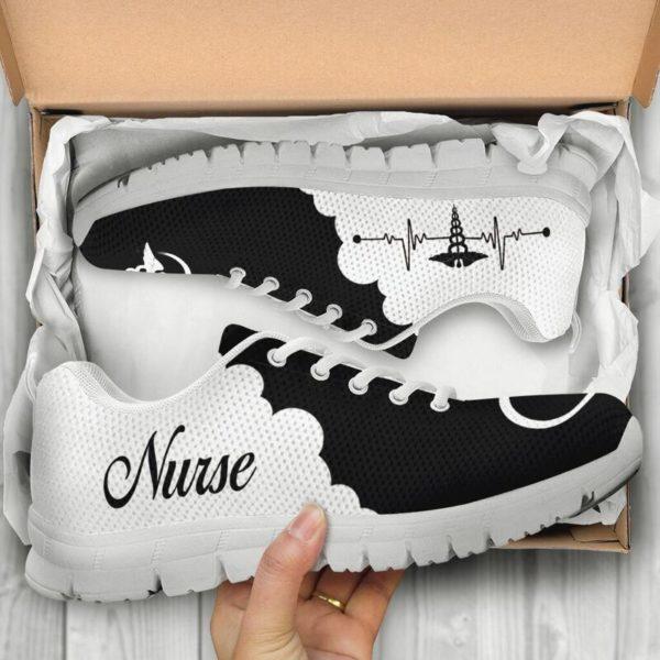 Nurse Heartbeat Sneaker@ shoppingmylife eryuhfd22@sneakers 223003