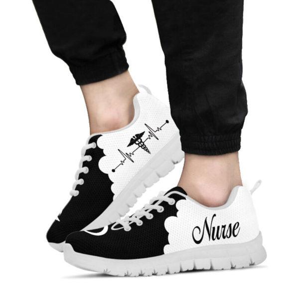 Nurse Heartbeat Sneaker@ shoppingmylife eryuhfd22@sneakers 223001