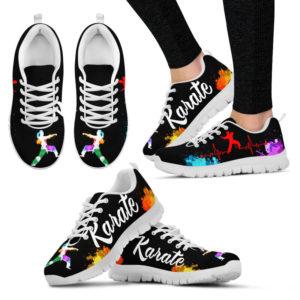 KARATE ART HB WATERCOLOR SHOES@ summerlifepro karaart376@sneakers 217711