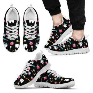 Dental Cute Shoes@ limiteditionshoes dental comfy sneakers@sneakers 215637