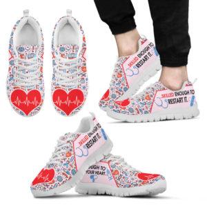 Proud Nurse Sneaker@ limiteditionshoes proud nurse sneaker@sneakers 213873