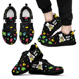 Autism Mama Bear Shoes@ limiteditionshoes autism mama bear shoes@sneakers 213558