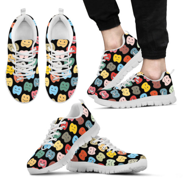 Colorful Teeth Shoes@ limiteditionshoes colorful teeth shoes@sneakers 213181