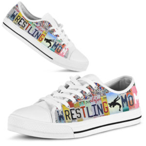 wrestling mom license plates low top@ summerlifepro wrestli387583@low-top 211812