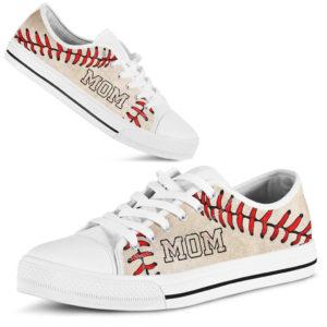 Baseball Mom Low Top@ summerlifepro dsad9837@low-top 211362