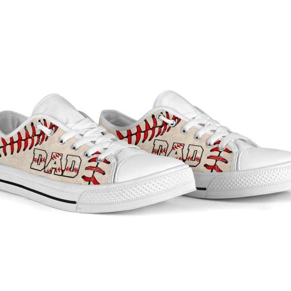 Baseball Dad Low Top@ summerlifepro dsa4366@low-top 211142