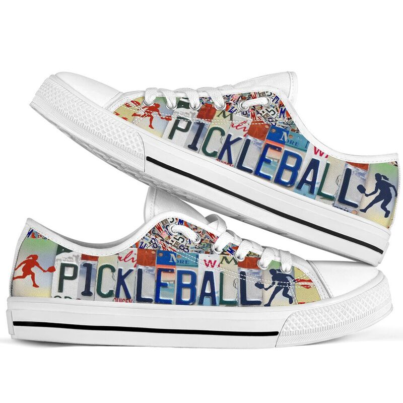 PICKLEBALL license plates LOW TOP@ summerlifepro PICKLEBALL54f5ds@low-top 209479