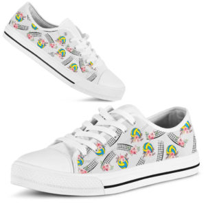 Volleyball flower draw vintage low top - LQT@ summerlifepro Volleyball45d4f@low-top 206141