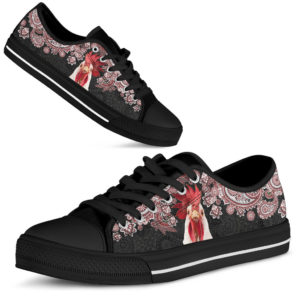 CHICKEN LOW TOP@ zolagifts chickenblacklowtop@low-top 202668