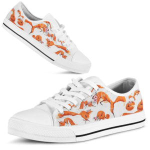 FOX LOWTOP@ zolagifts foxflowerlowtop@low-top 200553