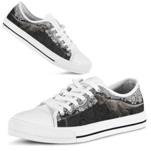 DINOSAUR - PATTERN - LOWTOP@ zolagifts dinosaurlowshoes@low-top 200193
