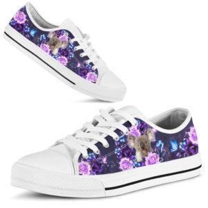 "TH 2 Koala Purple Roses Low Top@ shoesnp th 2 koala purple roses low top@low-top"" 197314"