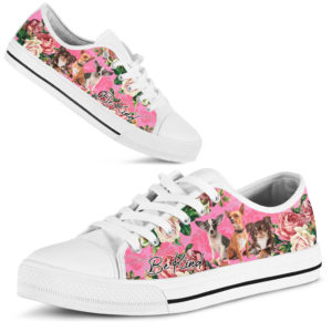 """TH 9 Chihuahua Be Kind Rose Low Top@ shoesnp th 9 chihuahua be kind rose low top@low-top"""" 196414"""