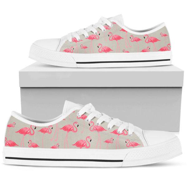 """dt-9 Flamingo funny low top shoes@ shoesnp dt 9 Flamingo funny low top shoes@low-top"""" 196105"""