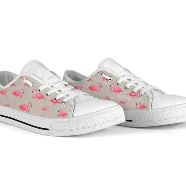 """dt-9 Flamingo funny low top shoes@ shoesnp dt 9 Flamingo funny low top shoes@low-top"""" 196104"""