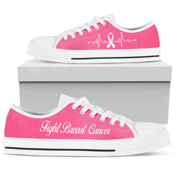 """breast cancer lt pink kd@ fightcancerpro breastcancerltpink77522@low-top"""" 183346"""