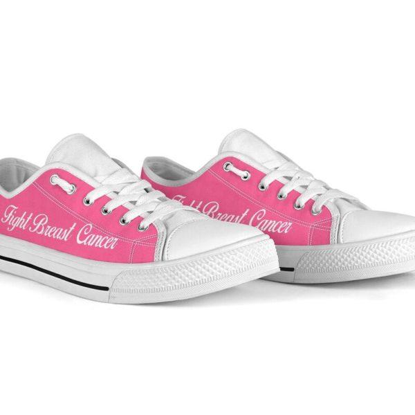 """breast cancer lt pink kd@ fightcancerpro breastcancerltpink77522@low-top"""" 183345"""