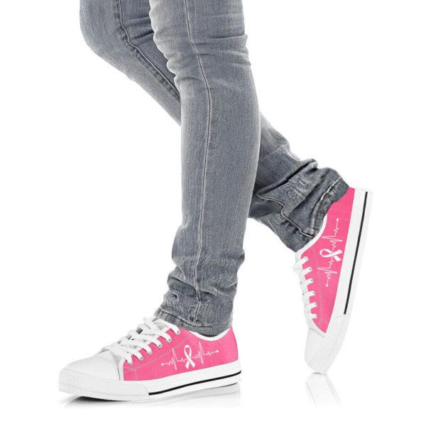 """breast cancer lt pink kd@ fightcancerpro breastcancerltpink77522@low-top"""" 183344"""