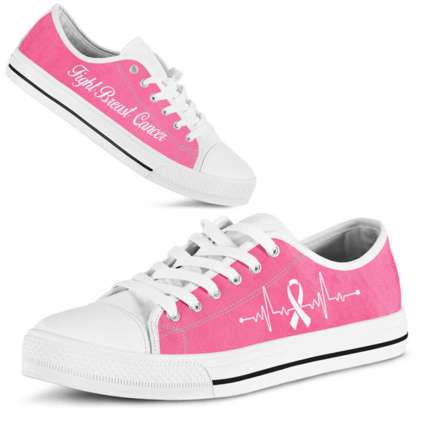 """breast cancer lt pink kd@ fightcancerpro breastcancerltpink77522@low-top"""" 183341"""