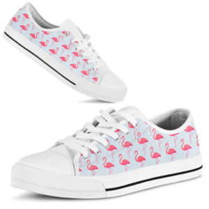 "Flamingo Pink@ animalaholic FlamingoPink@low-top"" 183295"