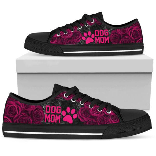 DOG MOM ROSE LOW TOP@ animalaholic dog468964@low-top 181546