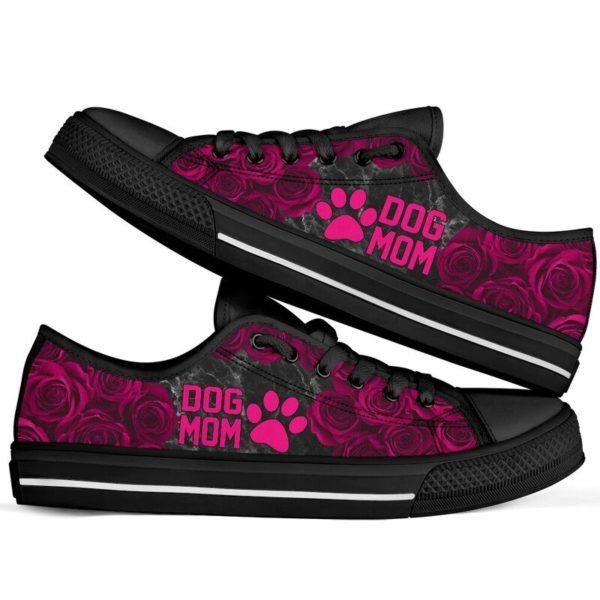DOG MOM ROSE LOW TOP@ animalaholic dog468964@low-top 181542