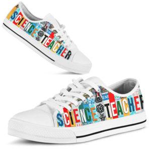SCIENCE TEACHER SHOES@ zingpalm science teacher shoes@low-top 177161