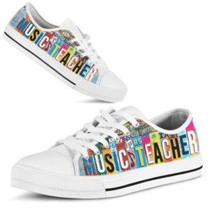 MUSIC TEACHER SHOES@ zingpalm music teacher shoes@low-top 177116