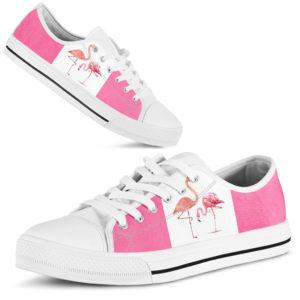 FLAMINGO SHOES@ zingpalm pink flamingo shoes@low-top 177026
