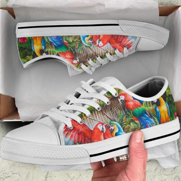 PARROT SHOES@ zingpalm parrot shoes@low-top 176943