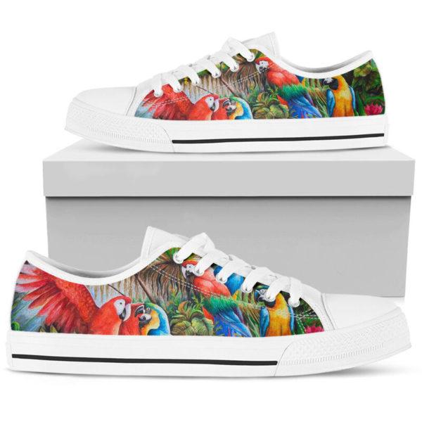 PARROT SHOES@ zingpalm parrot shoes@low-top 176942