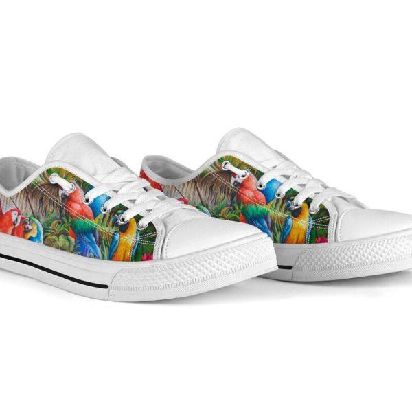 PARROT SHOES@ zingpalm parrot shoes@low-top 176941