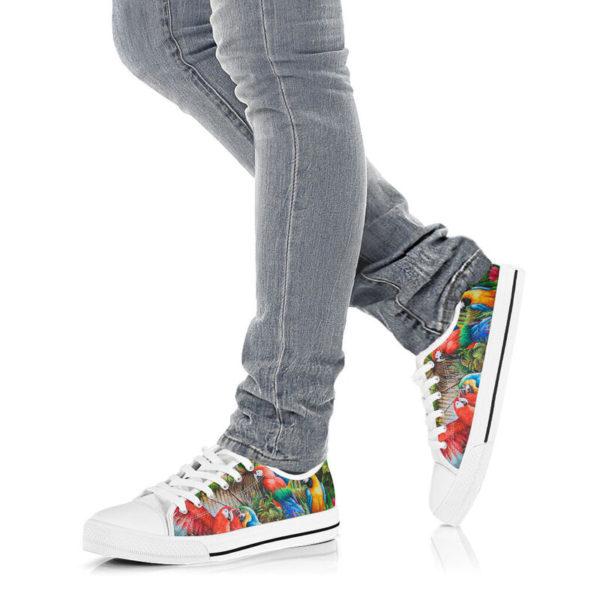 PARROT SHOES@ zingpalm parrot shoes@low-top 176940