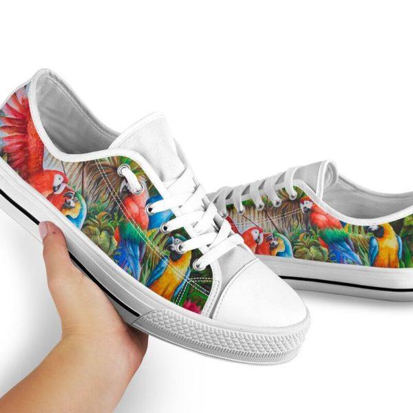 PARROT SHOES@ zingpalm parrot shoes@low-top 176939
