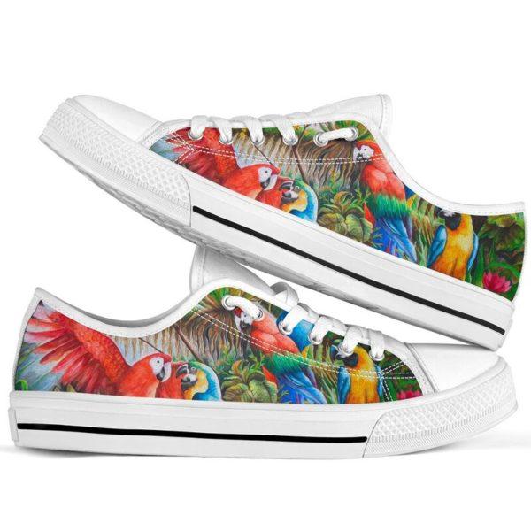 PARROT SHOES@ zingpalm parrot shoes@low-top 176938