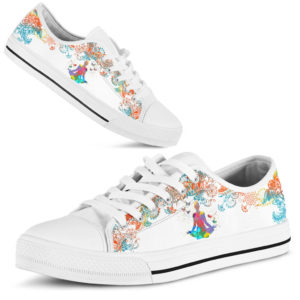 Yoga Watercolor - Low Top@ shoppingmylife ythkuhjiy6@low-top 175136