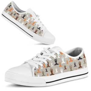 Yoga Pattern - Low Top@ shoppingmylife p0oii8t@low-top 175001