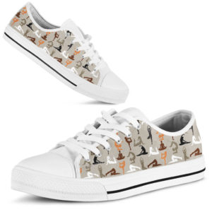 Yoga Pattern Low Top@ shoppingmylife rituirty5@low-top 174686