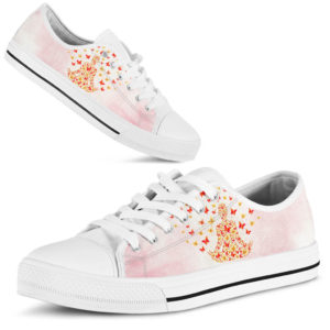 Yoga Butterfly Color- Low Top@ shoppingmylife 45fgv@low-top 174596
