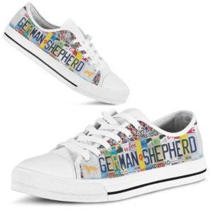 "German Shepherd Shoes@ shoppingmylife dkjkas@low-top"" 171806"