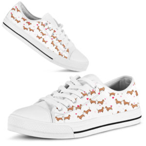 Dachshund Low Top - DT05@ shoppingmylife ohpgdfg@low-top 171086