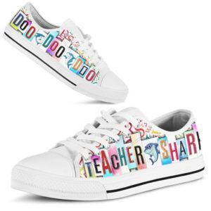 """Teacher@ rockinbee teacher shark 108@low-top"""" 168701"""